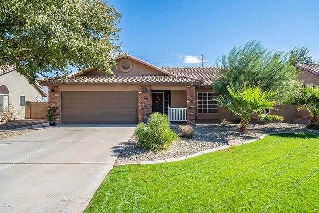 2217 S Banning Street, Gilbert, AZ 85295 (MLS #6153742) :: Power Realty Group Model Home Center