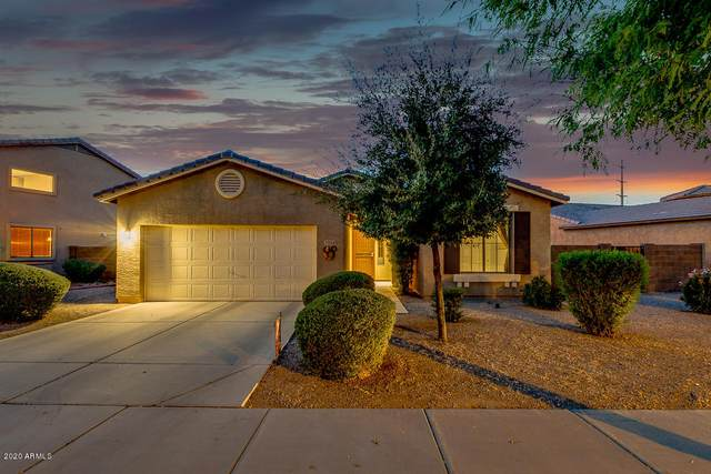 7732 S 22ND Lane, Phoenix, AZ 85041 (MLS #6153746) :: Power Realty Group Model Home Center