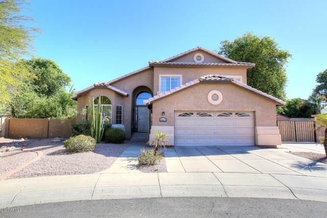 20413 N 28TH Street, Phoenix, AZ 85050 (MLS #6153747) :: Midland Real Estate Alliance