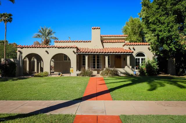 738 W Culver Street, Phoenix, AZ 85007 (MLS #6153748) :: The Ellens Team
