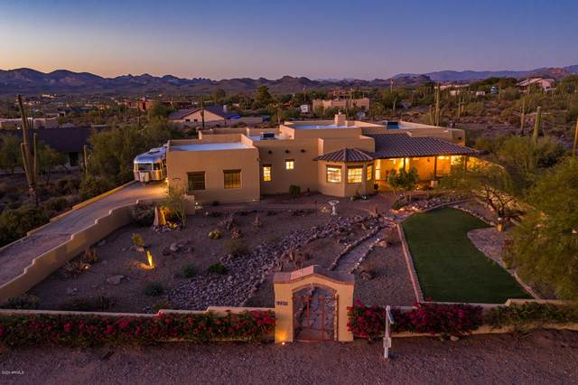 5874 E Reavis Street, Apache Junction, AZ 85119 (MLS #6153754) :: The Riddle Group