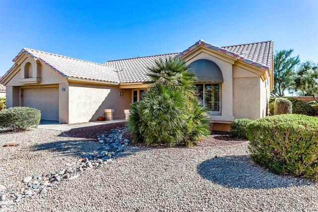 14009 W Territorial Lane, Sun City West, AZ 85375 (MLS #6153778) :: Howe Realty