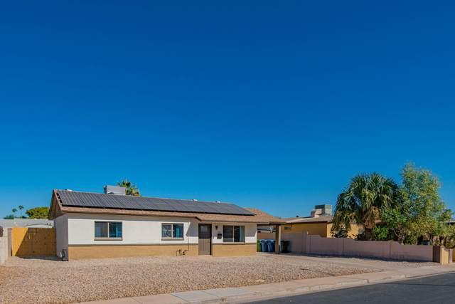450 E Harmony Avenue, Mesa, AZ 85204 (MLS #6153779) :: Howe Realty