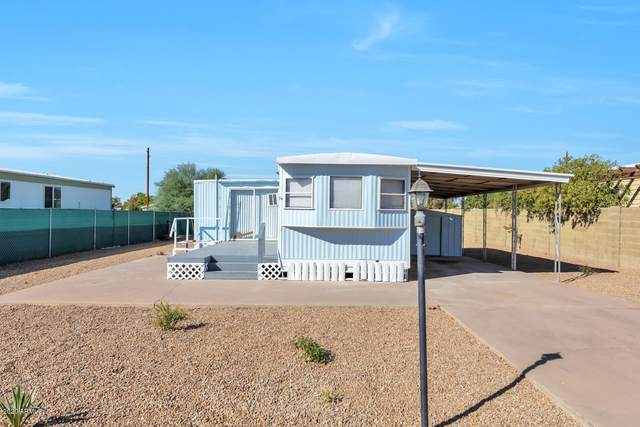 256 S 92ND Place, Mesa, AZ 85208 (MLS #6153786) :: Brett Tanner Home Selling Team