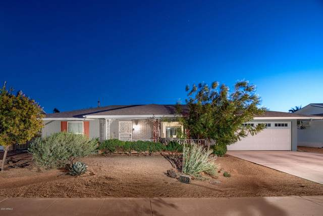 10009 W Cameo Drive, Sun City, AZ 85351 (MLS #6153797) :: Nate Martinez Team