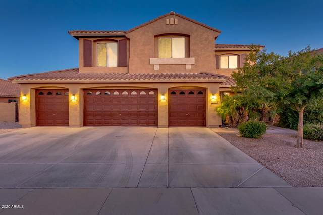 32265 N Margaret Way, Queen Creek, AZ 85142 (MLS #6153803) :: Homehelper Consultants