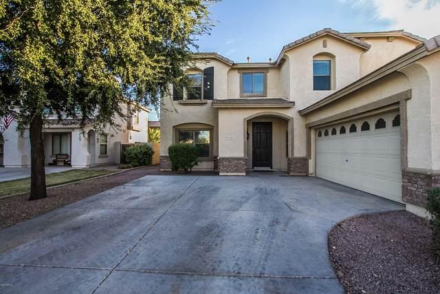 19655 E Reins Road, Queen Creek, AZ 85142 (MLS #6153809) :: My Home Group