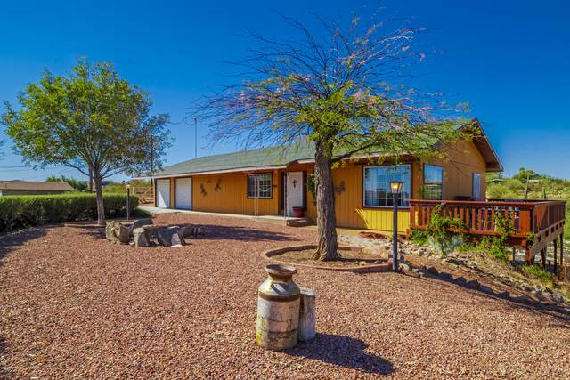 580 Los Altos Drive, Wickenburg, AZ 85390 (MLS #6153814) :: The Riddle Group