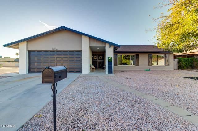14636 N 51ST Drive, Glendale, AZ 85306 (MLS #6153826) :: John Hogen | Realty ONE Group