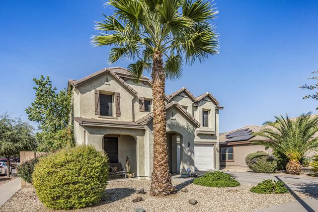 17722 N 183RD Avenue, Surprise, AZ 85374 (MLS #6153846) :: My Home Group