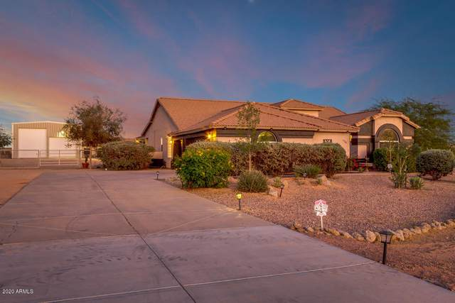 27305 N Gary Road, Queen Creek, AZ 85142 (MLS #6153865) :: The AZ Performance PLUS+ Team