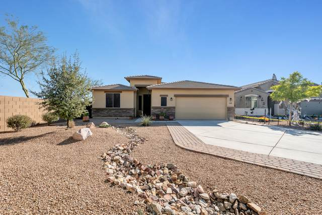 1385 E Eucalyptus Lane, San Tan Valley, AZ 85143 (MLS #6153866) :: The AZ Performance PLUS+ Team