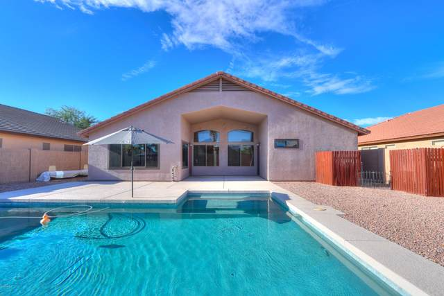 43445 W Hillman Drive, Maricopa, AZ 85138 (MLS #6153873) :: The AZ Performance PLUS+ Team