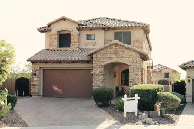 6925 E Sierra Morena Circle, Mesa, AZ 85207 (MLS #6153876) :: Power Realty Group Model Home Center