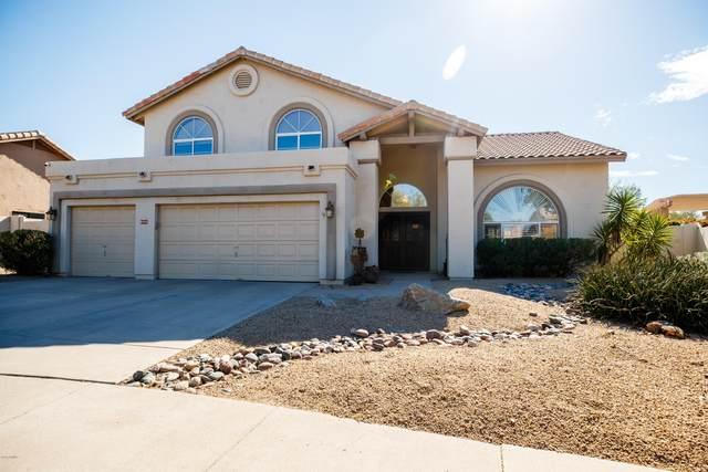 8893 E Topeka Drive, Scottsdale, AZ 85255 (MLS #6153890) :: Lucido Agency