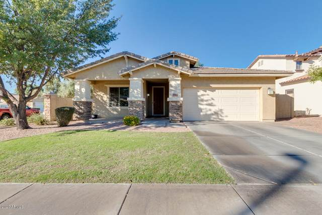 3252 E Fandango Drive, Gilbert, AZ 85298 (MLS #6153896) :: My Home Group