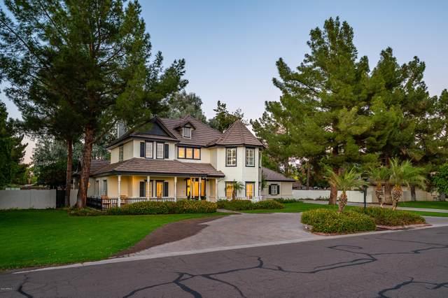 902 E San Angelo Avenue, Gilbert, AZ 85234 (MLS #6153897) :: Power Realty Group Model Home Center