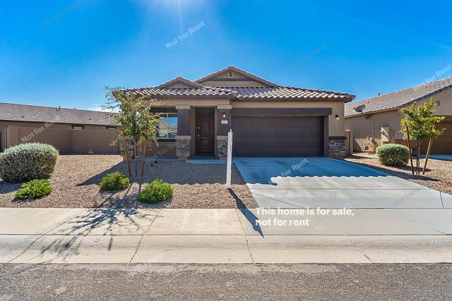 41113 W Curtis Lane, Maricopa, AZ 85138 (MLS #6153903) :: The Carin Nguyen Team