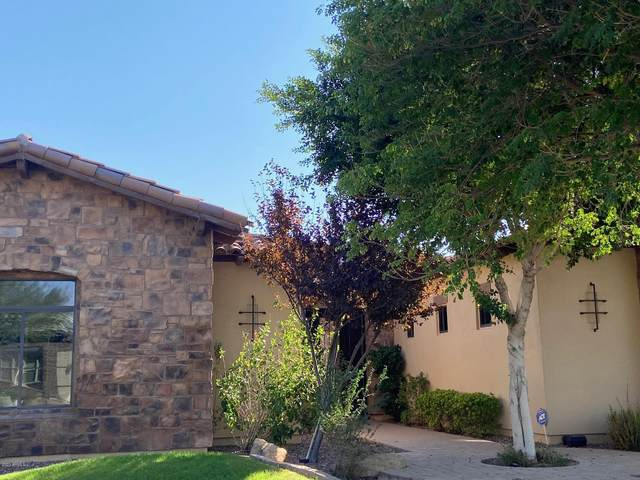 10009 W Jj Ranch Road, Peoria, AZ 85383 (MLS #6153911) :: Long Realty West Valley