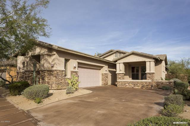 9494 E Mohawk Lane, Scottsdale, AZ 85255 (MLS #6153957) :: The Riddle Group