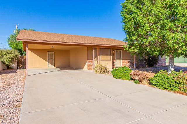550 E Quail Avenue, Apache Junction, AZ 85119 (MLS #6153962) :: The Riddle Group