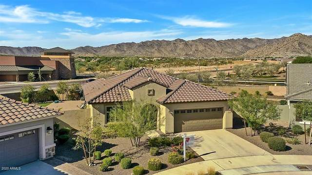 20499 W Minnezona Avenue, Buckeye, AZ 85396 (MLS #6153969) :: Long Realty West Valley