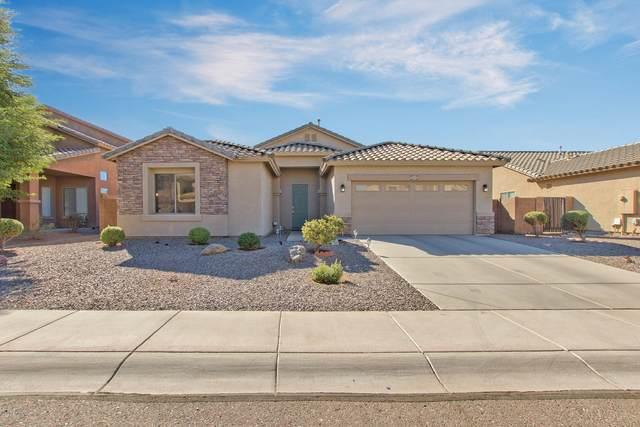 4619 W Dunbar Drive, Laveen, AZ 85339 (MLS #6153972) :: CANAM Realty Group