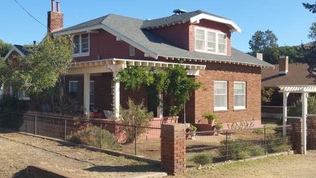 412 E Vista Street, Bisbee, AZ 85603 (MLS #6153997) :: Power Realty Group Model Home Center