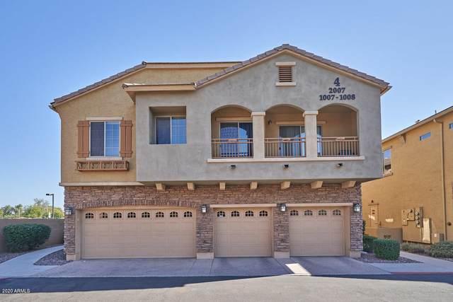 1350 S Greenfield Road #1007, Mesa, AZ 85206 (MLS #6153998) :: The Property Partners at eXp Realty