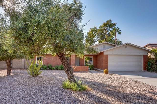 14250 N 49TH Street, Scottsdale, AZ 85254 (MLS #6154030) :: Nate Martinez Team