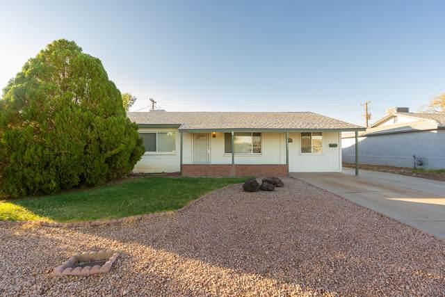 1741 W Belfast Street, Mesa, AZ 85201 (MLS #6154070) :: Long Realty West Valley