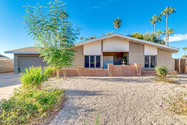 860 W Juanita Avenue, Mesa, AZ 85210 (MLS #6154075) :: Brett Tanner Home Selling Team