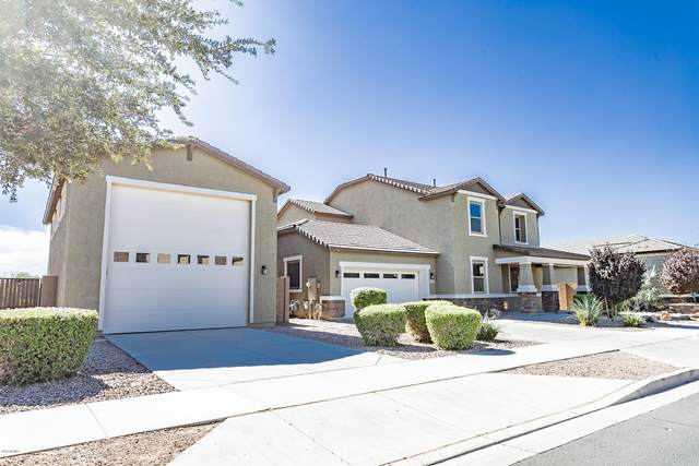 21977 E Maya Road, Queen Creek, AZ 85142 (MLS #6154078) :: Nate Martinez Team