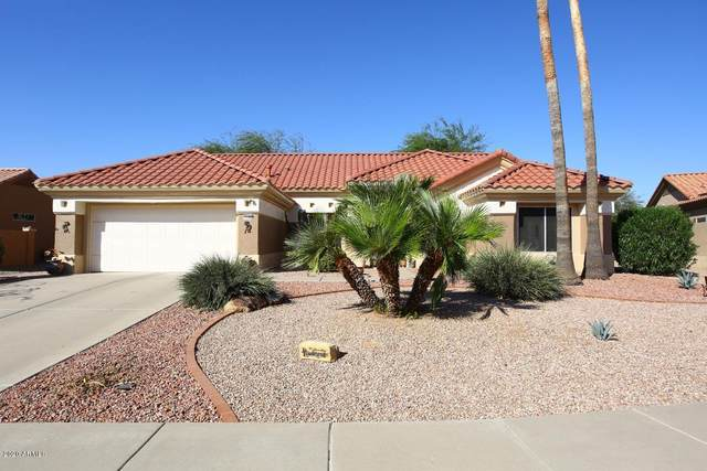 23208 N 145TH Avenue, Sun City West, AZ 85375 (MLS #6154081) :: Long Realty West Valley