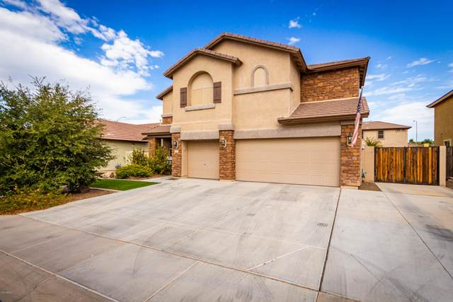 11222 E Shelley Avenue, Mesa, AZ 85212 (MLS #6154084) :: Long Realty West Valley