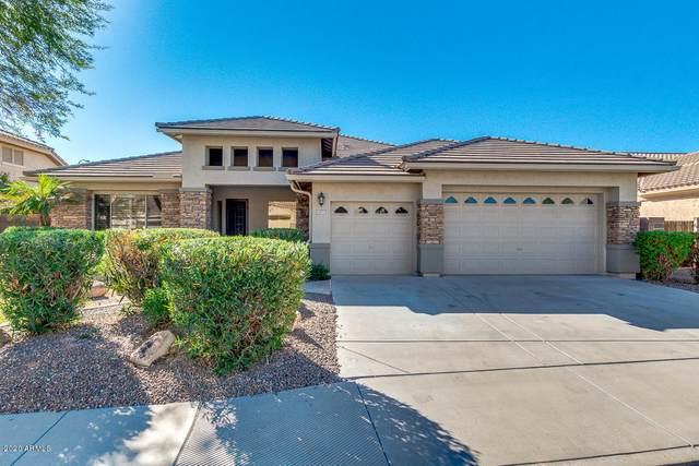 1077 E Tonto Drive, Chandler, AZ 85249 (MLS #6154086) :: My Home Group