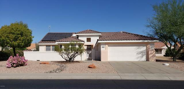 14010 W Via Tercero Drive, Sun City West, AZ 85375 (MLS #6154088) :: Long Realty West Valley