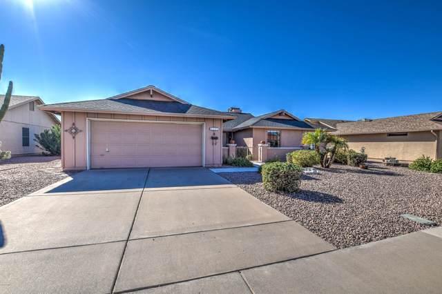 2212 Leisure World, Mesa, AZ 85206 (MLS #6154092) :: John Hogen | Realty ONE Group