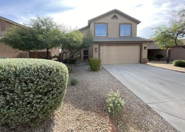 4521 E Coyote Wash Drive, Cave Creek, AZ 85331 (MLS #6154114) :: The Riddle Group