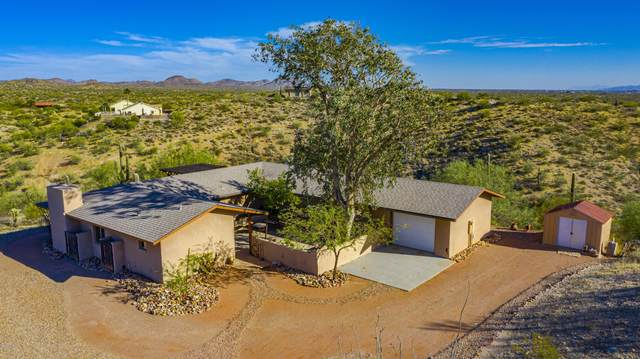 50919 N 294TH Avenue, Wickenburg, AZ 85390 (MLS #6154117) :: The Daniel Montez Real Estate Group