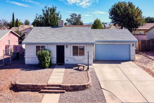 118 Arrowhead Drive, Huachuca City, AZ 85616 (MLS #6154125) :: Service First Realty