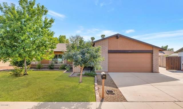 919 W Straford Drive, Chandler, AZ 85225 (MLS #6154129) :: The Daniel Montez Real Estate Group