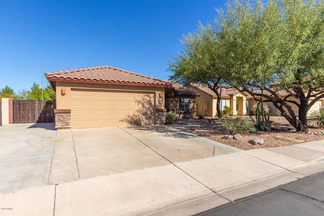 10642 E Forge Avenue, Mesa, AZ 85208 (MLS #6154150) :: Long Realty West Valley