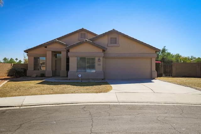 13353 W Rimrock Street, Surprise, AZ 85374 (MLS #6154153) :: Keller Williams Realty Phoenix
