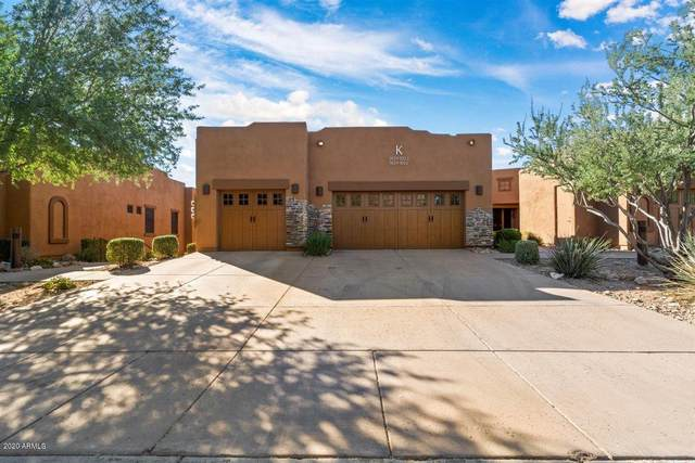 13450 E Via Linda #1022, Scottsdale, AZ 85259 (MLS #6154188) :: BVO Luxury Group