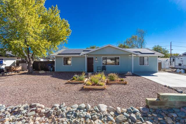 4843 N Harlequin Drive, Prescott Valley, AZ 86314 (MLS #6154191) :: The Riddle Group