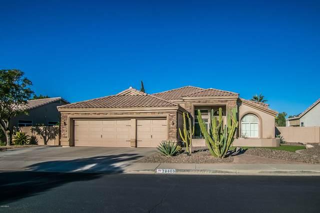 22866 N 73RD Drive, Glendale, AZ 85310 (MLS #6154213) :: The Riddle Group