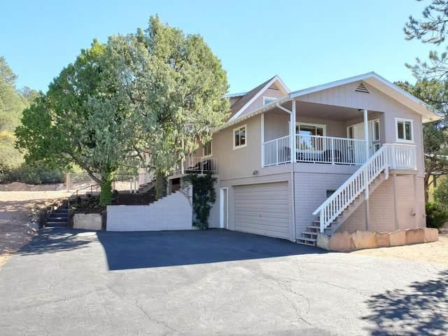 1201 N Matterhorn Road, Payson, AZ 85541 (MLS #6154215) :: My Home Group