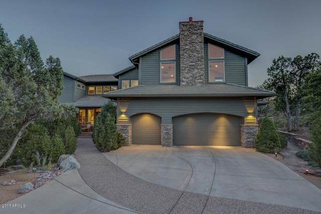 1100 N Scenic Drive, Payson, AZ 85541 (MLS #6154284) :: West Desert Group | HomeSmart