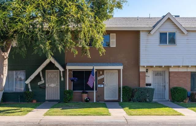 6659 N 44TH Avenue, Glendale, AZ 85301 (MLS #6154289) :: The Riddle Group